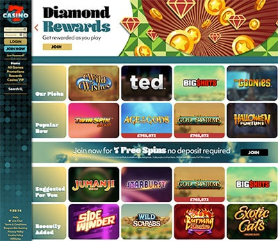 7 Casino Up To 500 Free Spins On Your 1st Deposit
