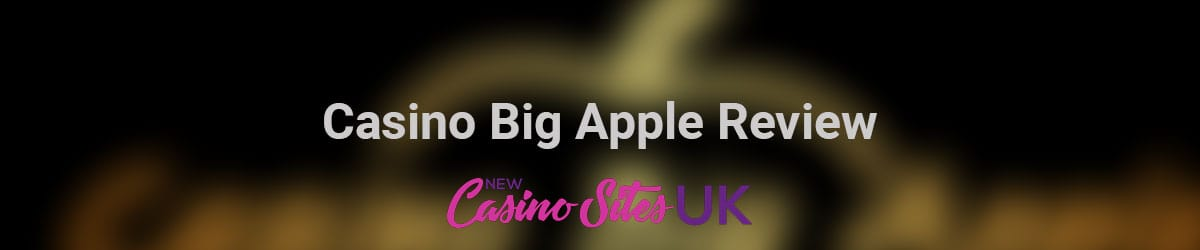 Big Apple Casino