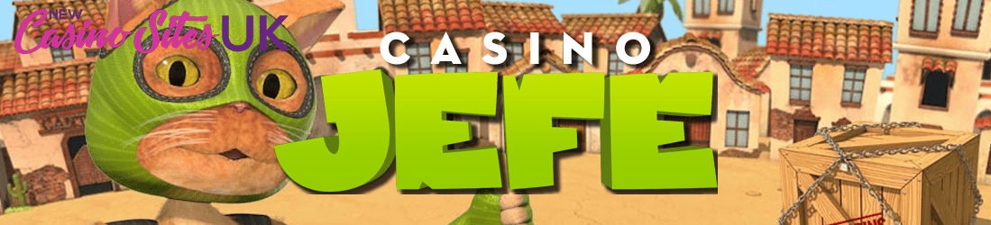 Jefe UK Casino