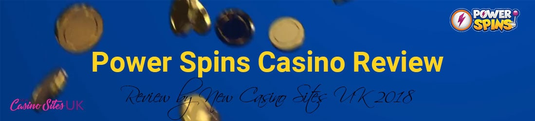 Power Spins Casino UK