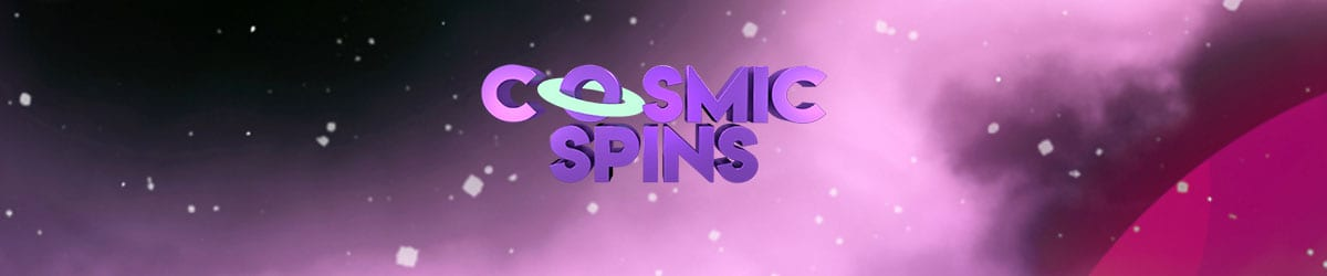 new casino sites cosmic spins header