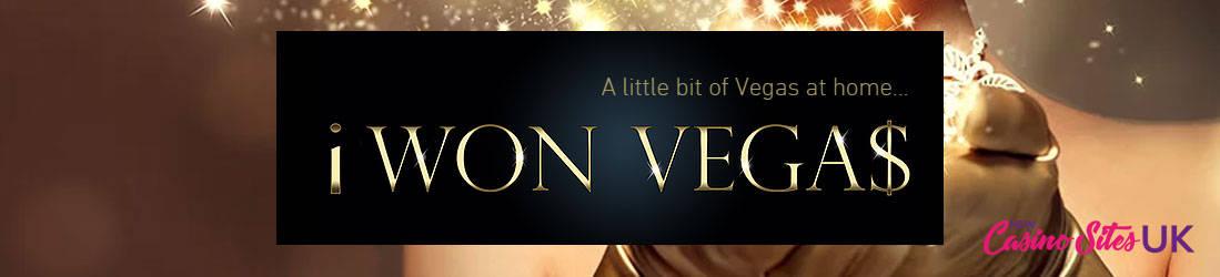 iWon Vegas Casino 2018